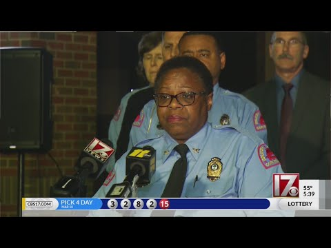 Raleigh Police Chief Addresses Officer-involved Shooting, Ensuing Protests