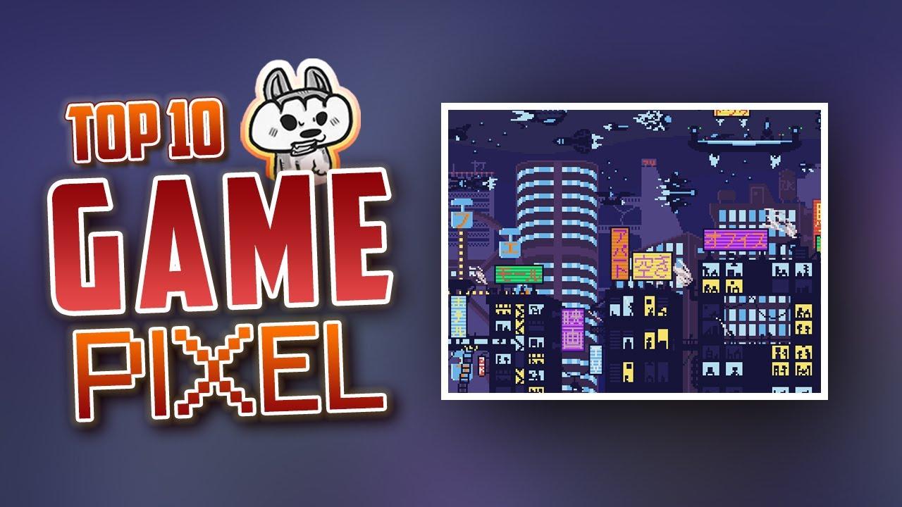 Top 10 Game Pixel bạn nên chơi thử một lần | Cờ Su Original