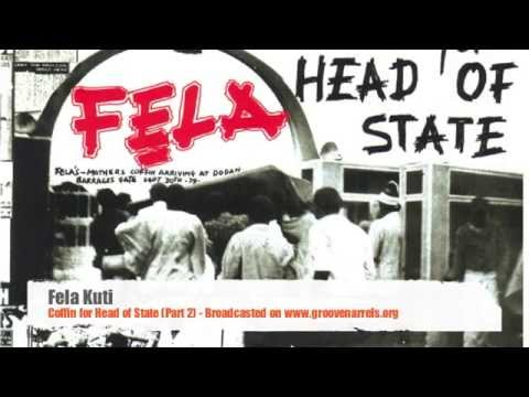 Coffin for Head of State (Part 2) - Fela Kuti
