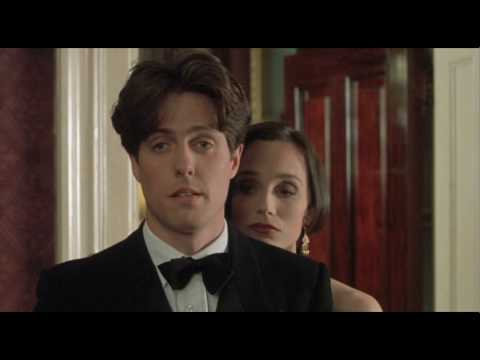Unrequited Love Four Weddings and a Funeral, 1994