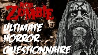 Rob Zombie: Ultimate Horror Questionnaire