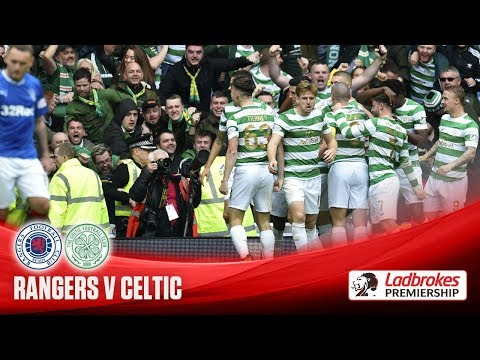 Classy Celts ease to derby victory at Ibrox