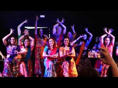 Alunos do Bollywood Brazil no India Inspiration