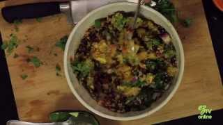 Quinoa Salad - Tex Mex Quinoa Salad Recipe