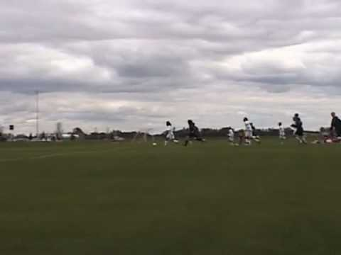 Red River vs. Winnipeg Tech-Voc - Goal - 2002 North Dakota High School Soccer