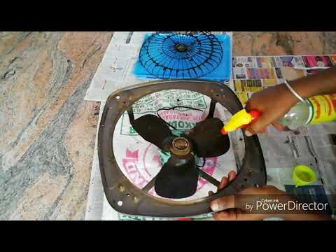 Kitchen exhaust fan cleaning in tamil