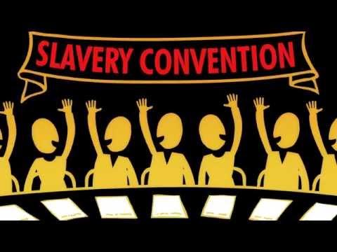 Modern Slavery - Trafficking in Human Beings (THB)