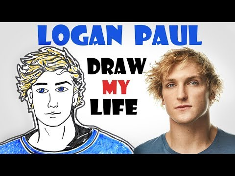 Thumbnail: Draw My Life : Logan Paul (Complete)