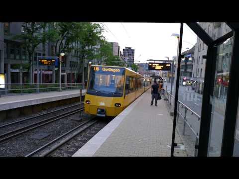 Stuttgart U-Bahn Extravaganza 20 May 2015