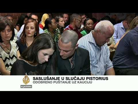 Tania Page o slučaju Oscara Pistoriusa - Al Jazeera Balkans