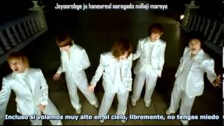 DBSK - Magic Castle [ Español/Romanizacion ]