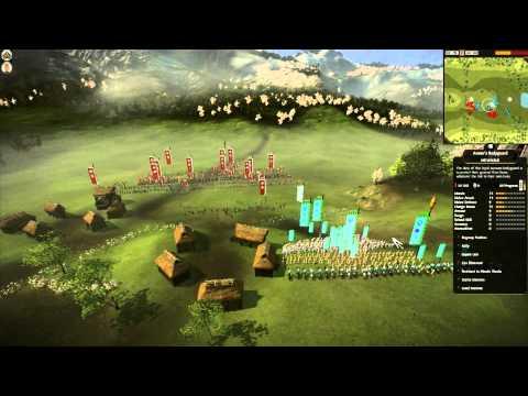 Shogun total war 2 : multiplayer battle ten |