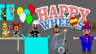 FIVE NIGHTS AT HAPPY WHEELS! | Happy Wheels #7