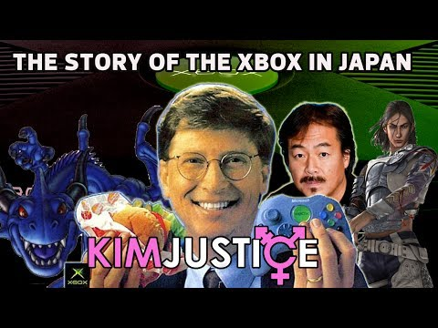 Microsoft and the Fortunes of the Xbox, Xbox 360 and Xbox One in Japan - Kim Justice