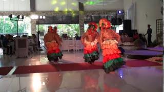SAGAYAN: A MAGUINDANAOAN-MARANAO WAR DANCE