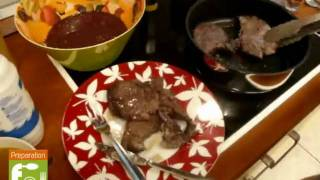 Recipe:(pork Chops With Wine Marinades)
