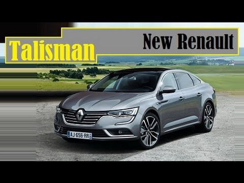 New Renault Talisman Is Here To Punch A Vw Passat And Other Compact