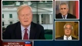 Rep. Barney Frank On Newt Gingrich & The GOP Debate