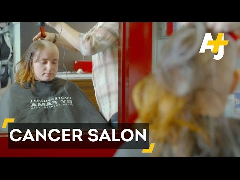 A Beauty Salon For Cancer Patients