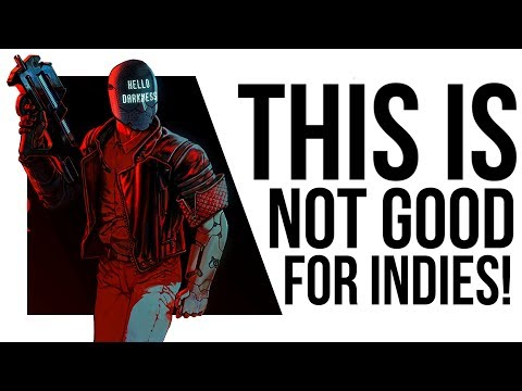 Indies are facing a big new problem