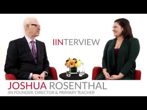 Joshua Rosenthal on Health Coaching I IIN Depth