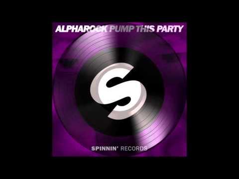 Alpharock-Pump this Party (Original-Mix)