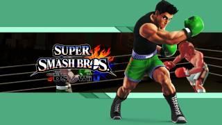 Minor Circuit Remix Punch Out!   Super Smash Bros  Wii U