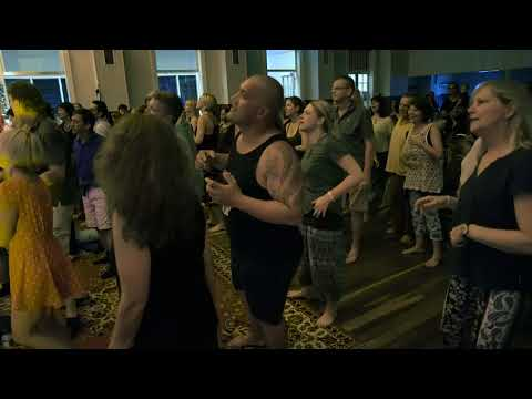 Chant for Peace Kirtan Festival Sandgate Town Hall March 17 Pralad and The Chants Rock