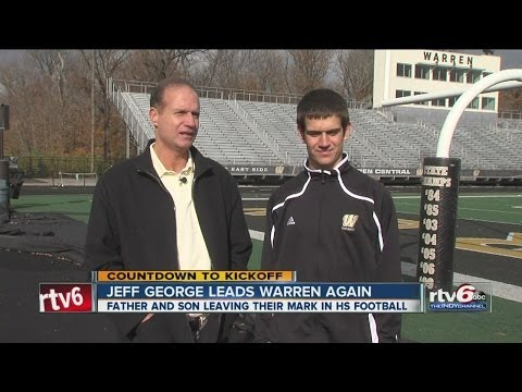 Jeff George leads Warren Central again