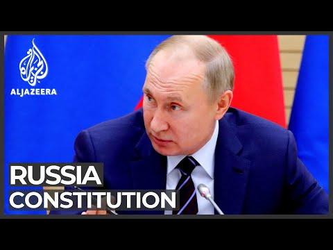 Russian constitution: Parliament