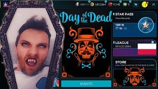 DAY OF THE DEAD najnowszy EVENT w FIFA MOBILE 20!!! HIT czy KIT???