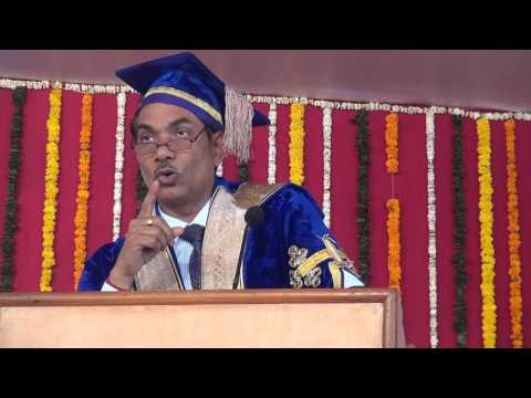 ICAR-CIFE | XIII Convocation | Convocation Address Part 2 by Dr. T.Mohapatra,DG, ICAR | 3 March 2017