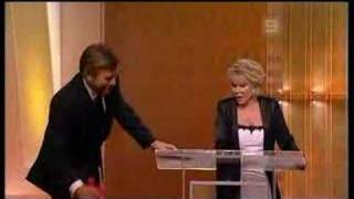 Joan Rivers at the Logies!