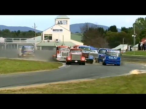 2014 Australian Super Truck Racing - Wakefield Park - Round 1