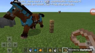 how to dye leather horse armor in minecraft xbox one edition