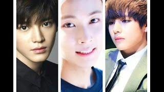 [TOP 15] Most Beautiful Male Kpop Idols (May 2016)