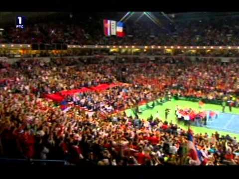 Srbija - Francuska finale Dejvis kupa (poslednji poen)