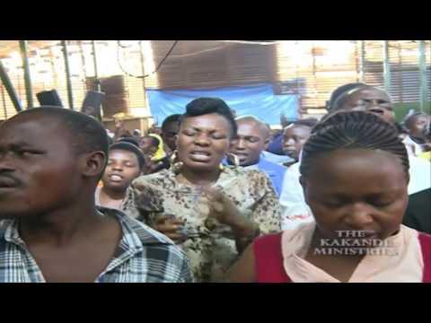 Pray With The Man Of God Prophet Samuel Kakande.