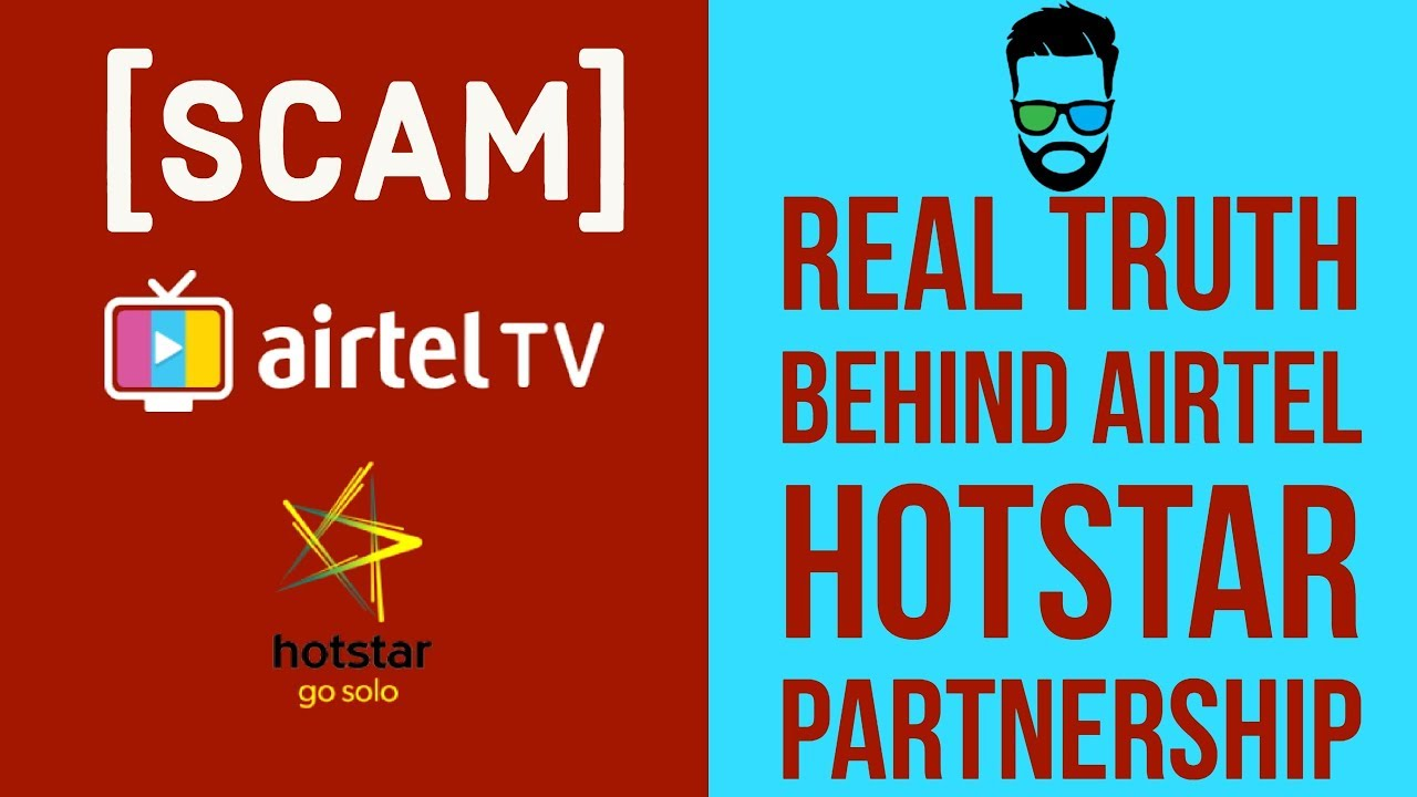 Airtel Hotstar Free Membership Offer on Airtel TV APP | How to Watch  Hotstar Streaming Free [SCAM]