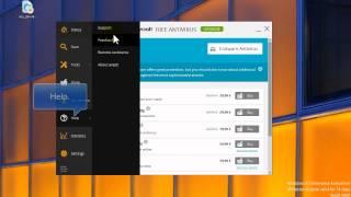 Avast! Free Antivirus 2014 Tutorial - Review
