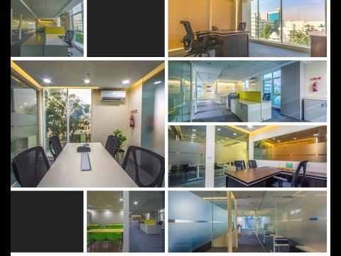Commercial Office Interior | Noida Office | Resaiki Interiors