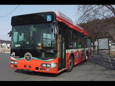 気仙沼線BRT 全区間  前部車窓