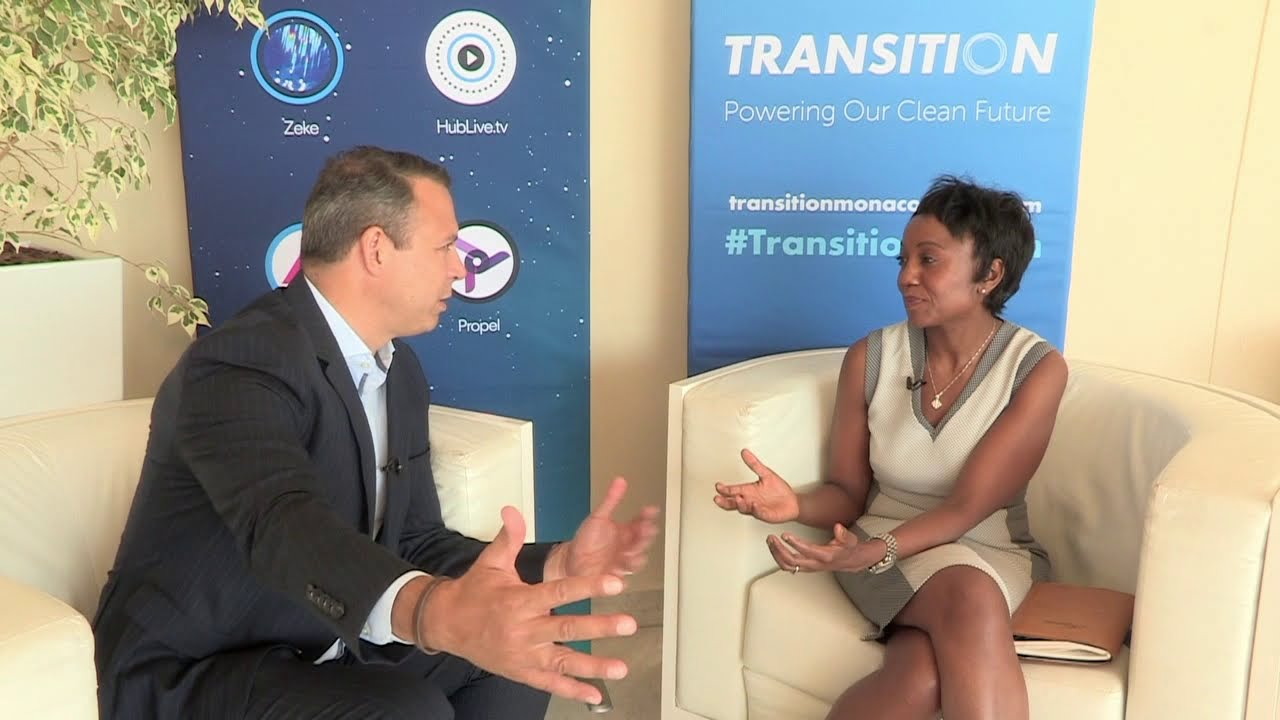 Hub Culture at the Transition Forum 2019 | Kanini Mutooni