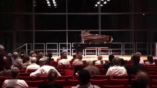Mauricio Kagel 'An Tasten' (Jean Beers, piano)