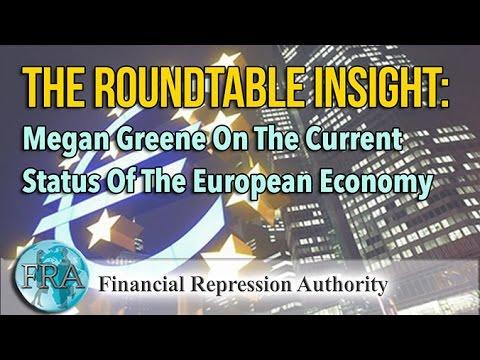 Megan Greene On The Current Status Of The European Economy