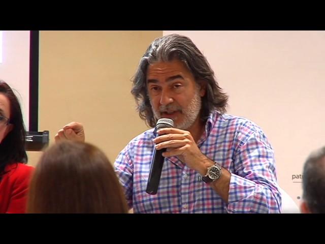 Foro La Región   Ana Sánchez y Joaquin Gálvez