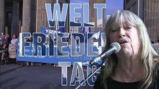 1. September - Weltfriedenstag - Gina Pietsch singt
