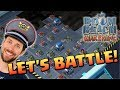 BOOM BEACH WARSHIPS LIVE - LET'S BATTLE **RANK 17**