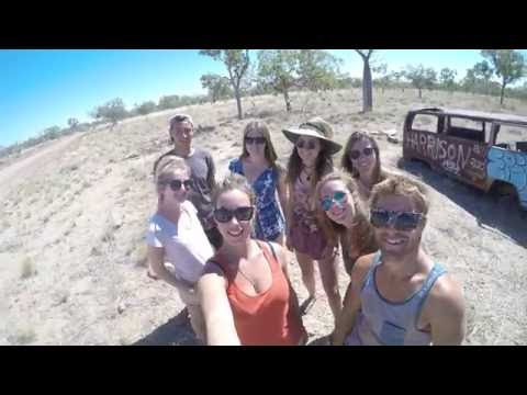 Road 2 Adventure - Episode 4 - Broome to Darwin