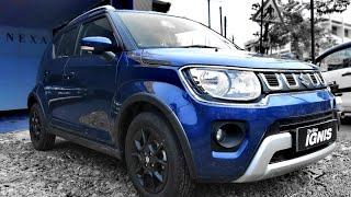 2020 Maruti Suzuki Ignis Zeta 1.2 MT | Nexa Blue | Walkaround Review - 2020 Maruti Suzuki Ignis